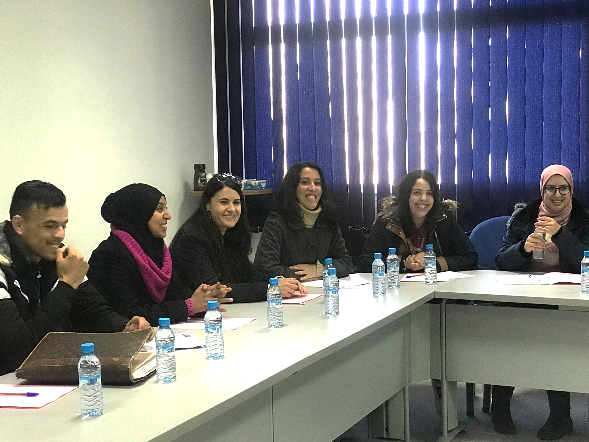 STUDENT TRAININGS LAUNCHED | USMBA LAW CLINIC, FEZ